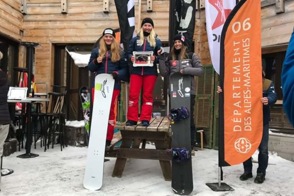 SBX Europa Cup Isola 2000